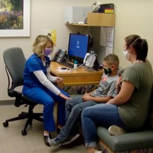 Mayo Clinic Minute: Why routine vaccinations for kids are especially important this year
