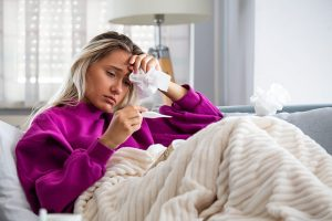 Do I Have The Flu Or COVID-19?