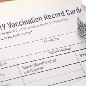 ThedaCare COVID-19 Vaccine Weekly Update: Week of March 19