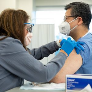 Mayo Clinic Q&A podcast: A race between vaccines, the virus and variants