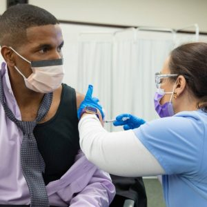 Protect yourself, others by getting vaccinated for COVID-19