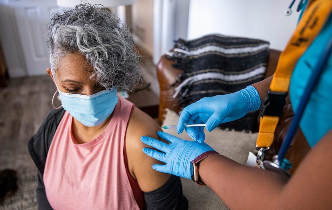 Debunking COVID-19 Myths, Sharing Facts: Doctor Addresses Disparity in Vaccinations