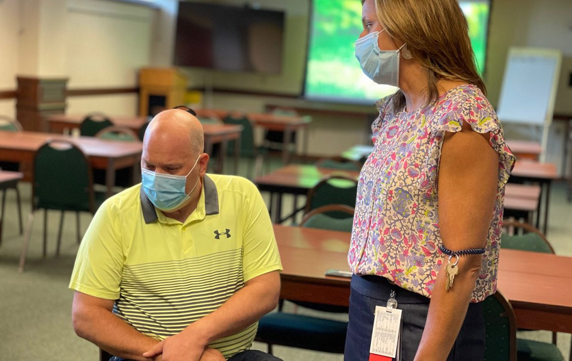 Marquette County Man Thanks ThedaCare Team for Coordinated COVID-19 Care